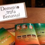 Almuerzo Demetrio Trufa de Benassal
