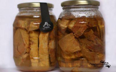 Cómo se elaboran los fritos de cerdo de Croquellanas