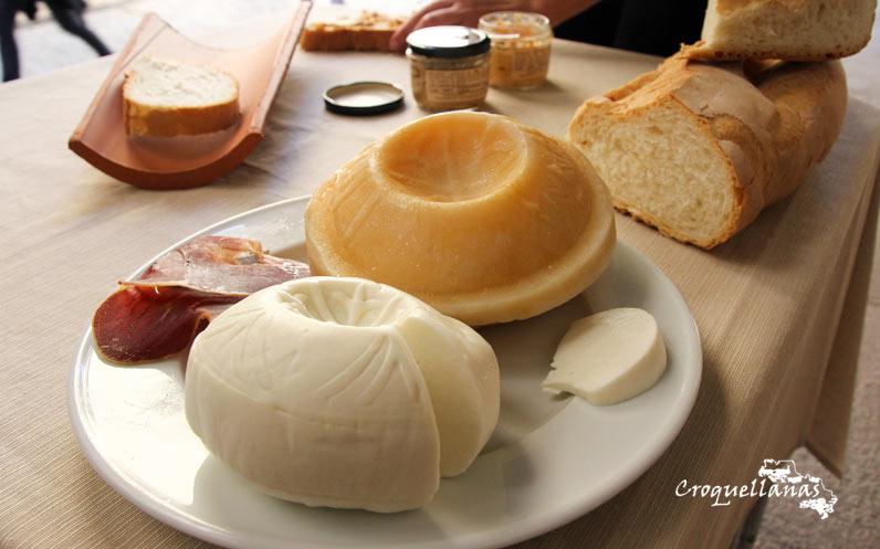 """El queso en Croquellanas: conocemos a """"El Pastor de Morella"""""""