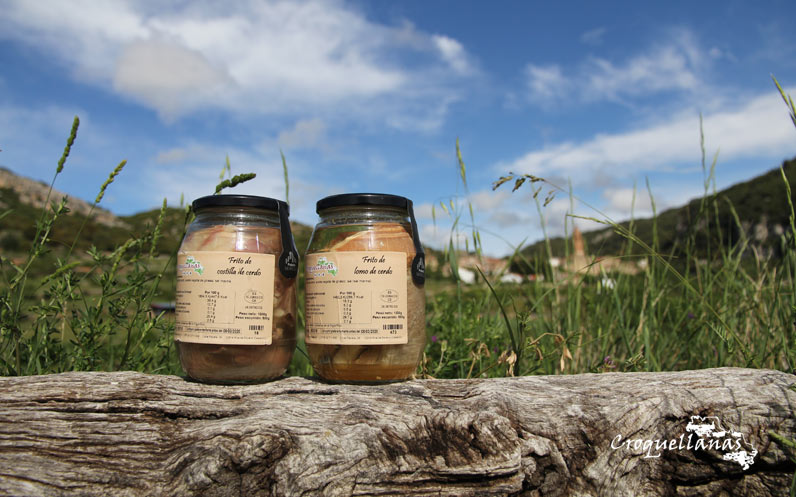 Carnes de Croquellanas, carnes de Morella