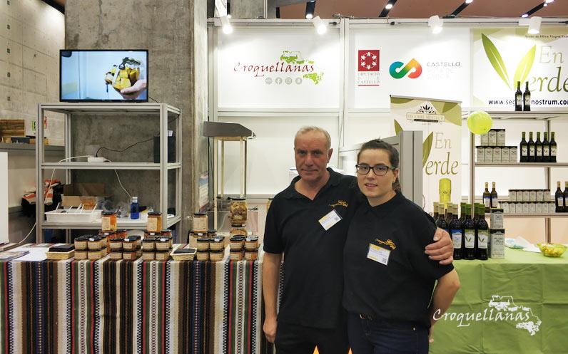 Croquellanas se despide de Gastrónoma 2018