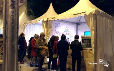 Croquellanas os espera en el 'II Mercado de la Trufa y de los Productos Navideños'