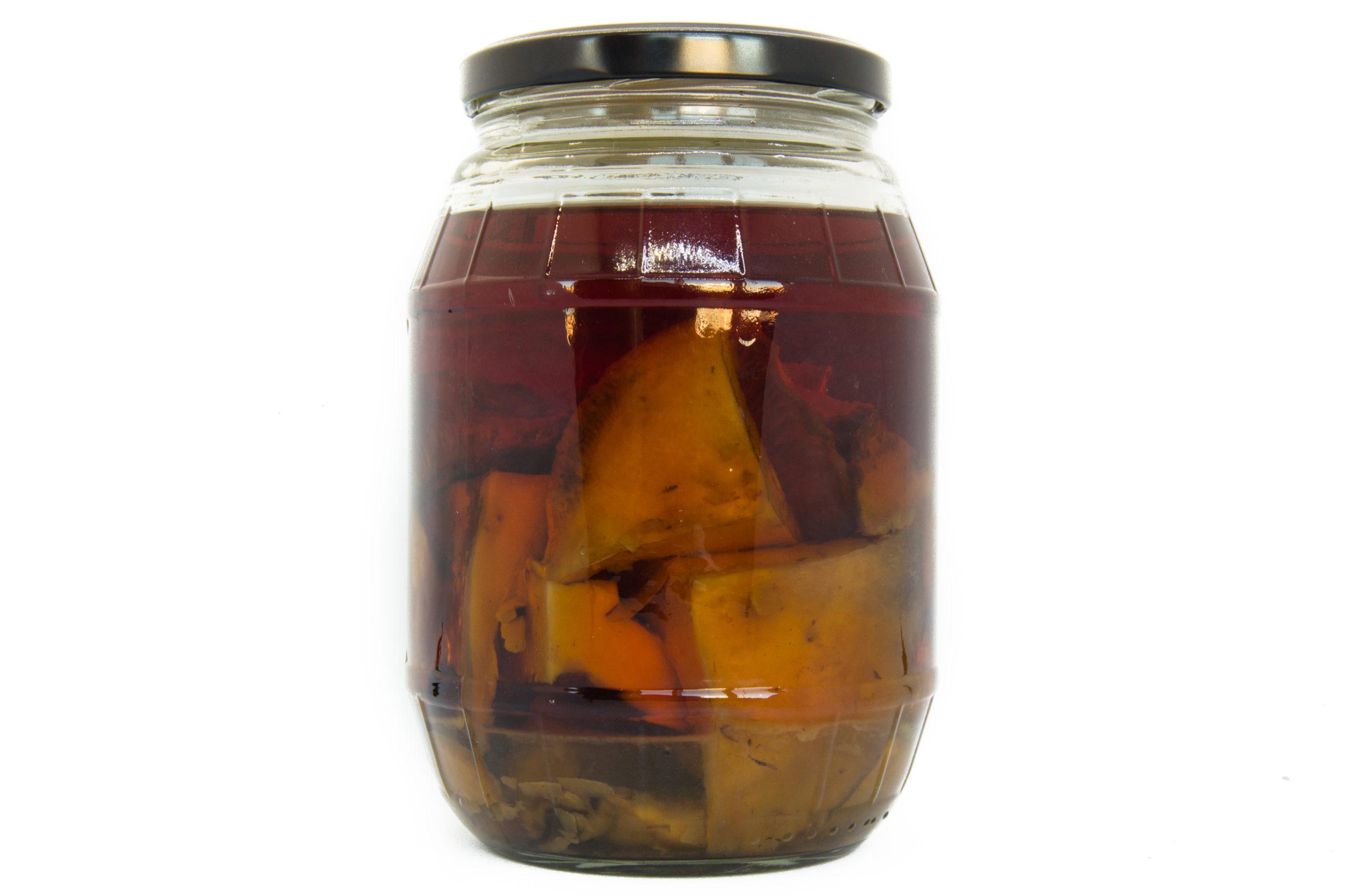 Robellones en aceite 2
